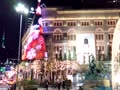 新世界百貨店クリスマスイルミ